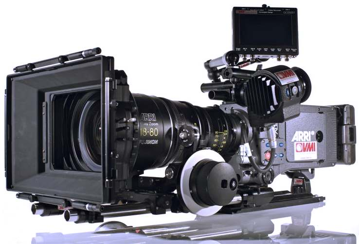 cameras filming equipment sectasaur the movie blueplanet