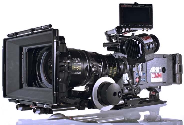 cameras filming equipment kulo luna the movie blueplanet