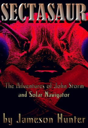 Giant prehistoric ants mutations are revived, a John Storm adventure, by Jameson Hunter