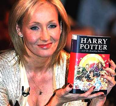 will jk rowling write another harry potter