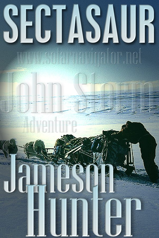 Antarctic adventure with John Storm, a book by Jameson Hunter