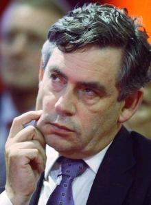 Gordon Brown, ex Prime Minister