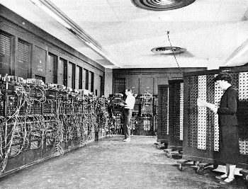 ENIAC, early computer