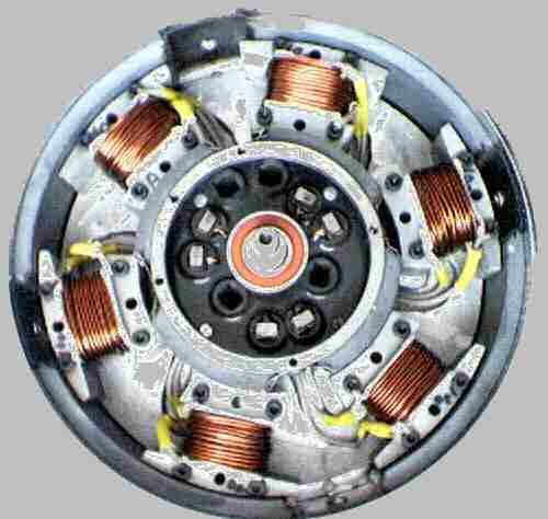 Gemini Electric Motor