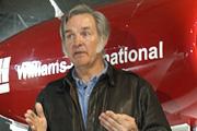 Virgin Atlantic Global Flyer Crew Burt Rutan Jon Karcow